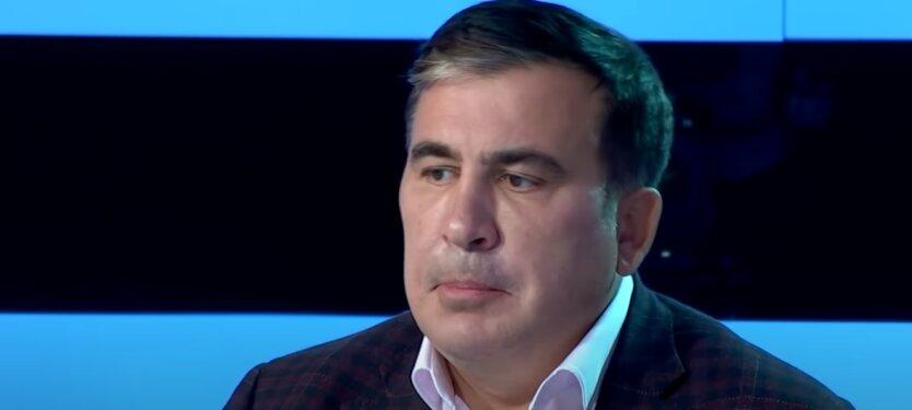 Михеил Саакашвили, Роман Лещенко, назначение