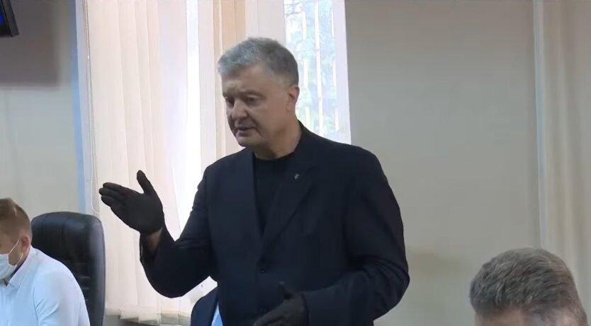 Петр Порошенко, пленки Деркача, разговор Путина с Порошенко