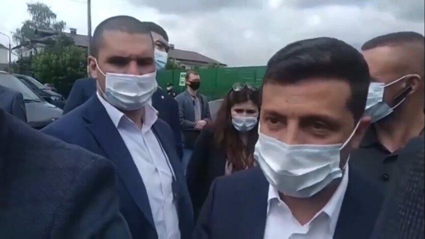 Владимир Зеленский, кум Путина, финансирвоание Виктора Медведчука