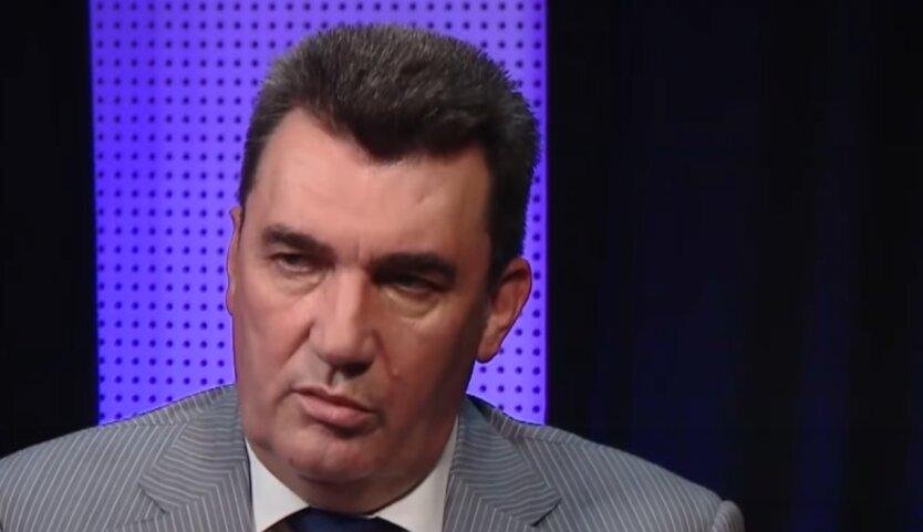 Алексей Данилов, Дмитрий Кулеба, санкции