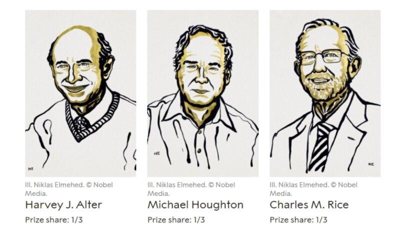 Нобелевская премия по медицине
