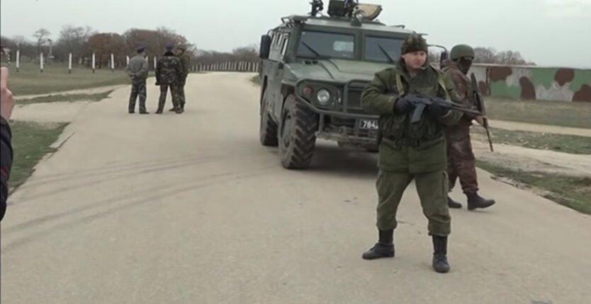Политические репрессии, Украина, Россия