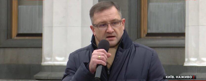 Игорь Уманский, коррупция, влпсть Зеленского