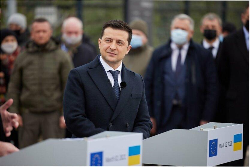 Владимир Зеленский, Олег Устенко, Борьба с олигархами в Украине