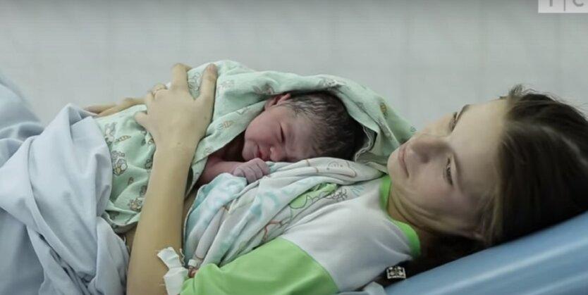 Размер помощи при рождении ребенка
