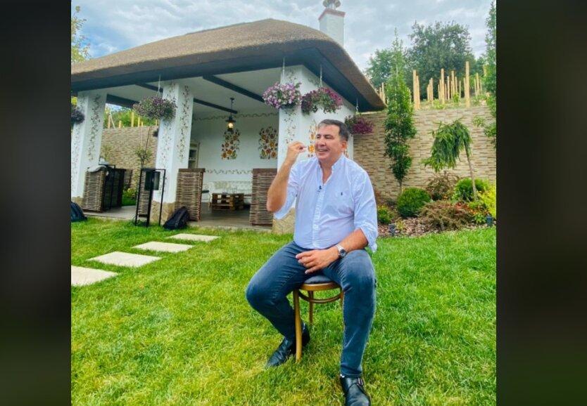 Саакашвили уточнил свои политические планы