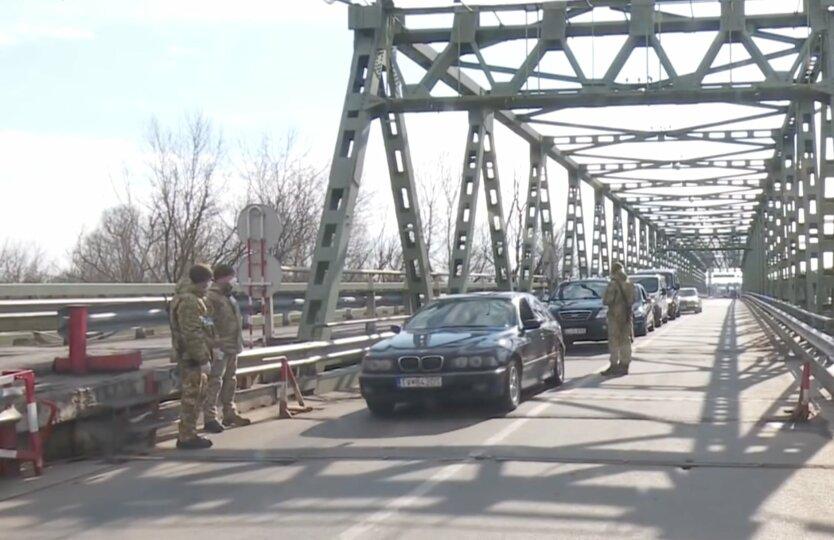 Въезд в Венгрию для украинцев