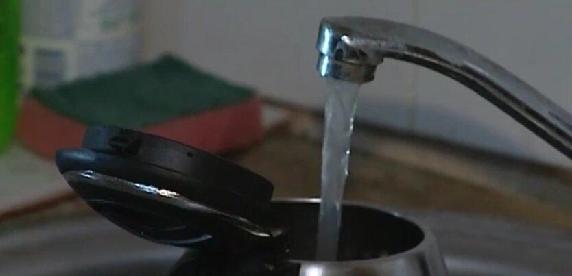 в украине изменятся тарифы на воду