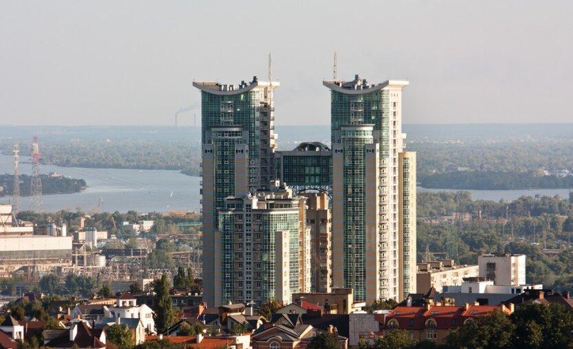 недвижимость киев, многоэтажка