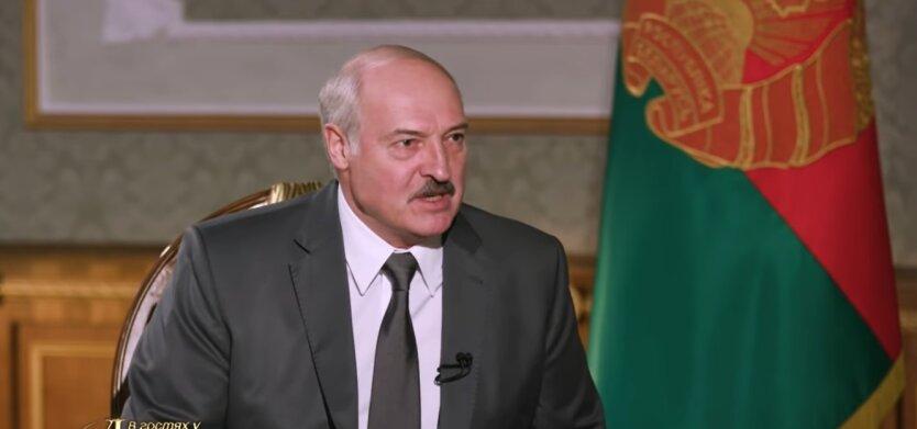 Александр Лукашенко, Польша, Гродненская область
