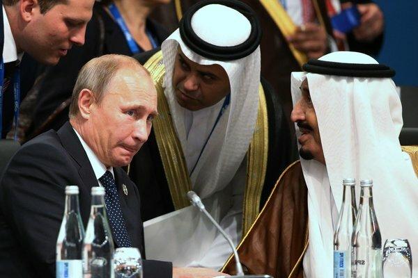 Владимир Путин и Саудовская Аравия