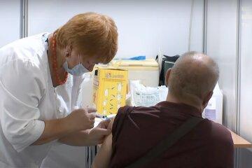 коронавирус в украине, вакцинация от covid-19