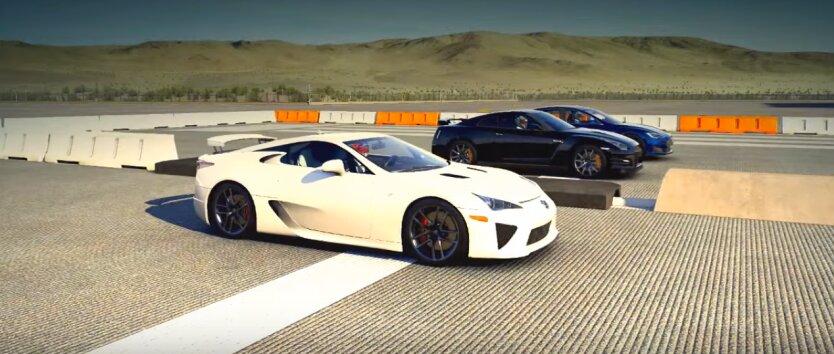 Lexus vs Tesla