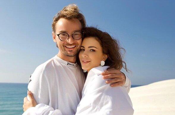 Алан Бадоев и Ани Лорак