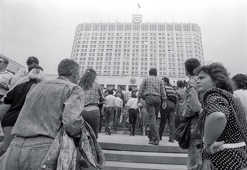 Річниця ГКЧП і оборони Білого дому. Останні дні СРСР від очевидця