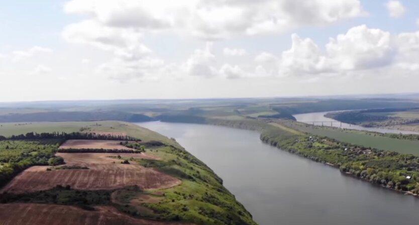 Реки, Украина, уровень воды