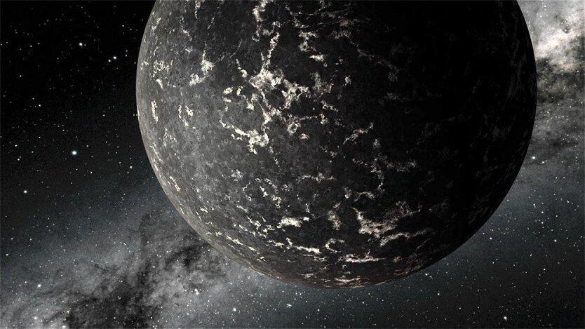 экзопланета нов