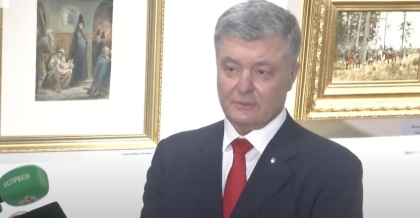 Петр Порошенко, ГБР, картины