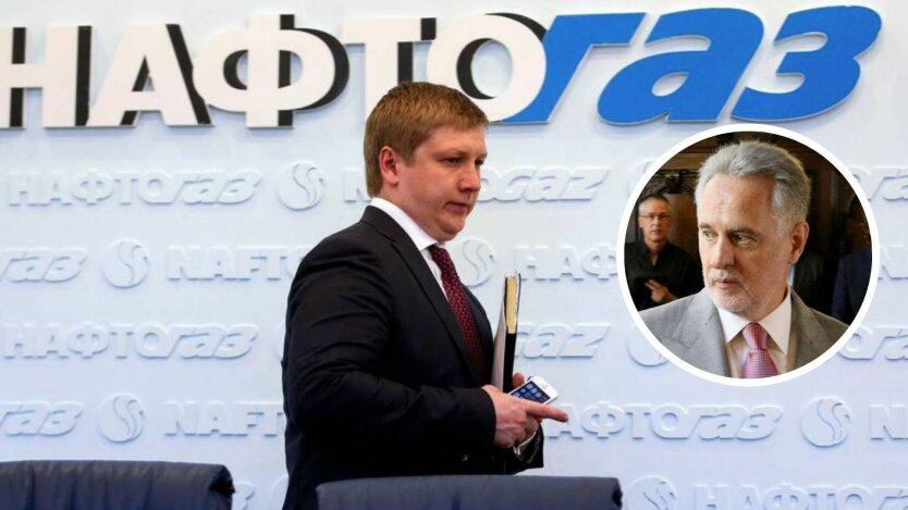 Андрей Коболев, Нафтогаз, Дмитрий Фирташ