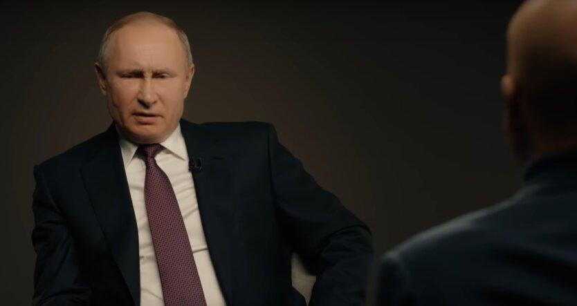 санкции, Путин, интервью Путина