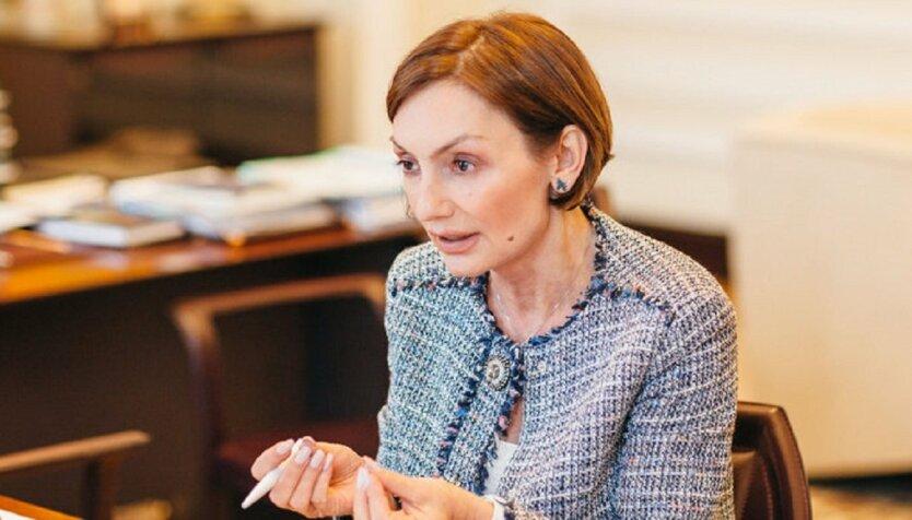 Екатерина Рожкова,Нацбанк Украины,Дмитрий Сологуб