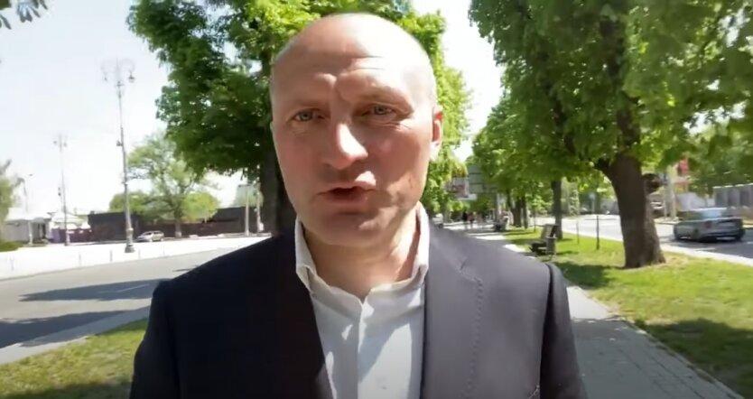 Мэр Черкасс, Анатолий Бондаренко, Владимир Зеленский