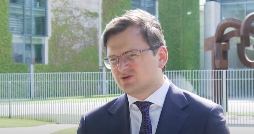 Дмитрий Кулеба, Донбасс, Крым