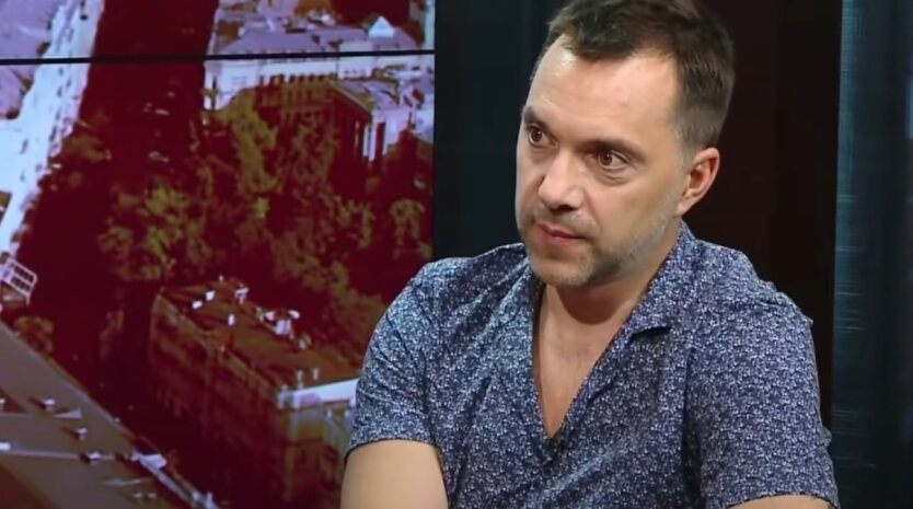 Алексей Арестович, Донбасс