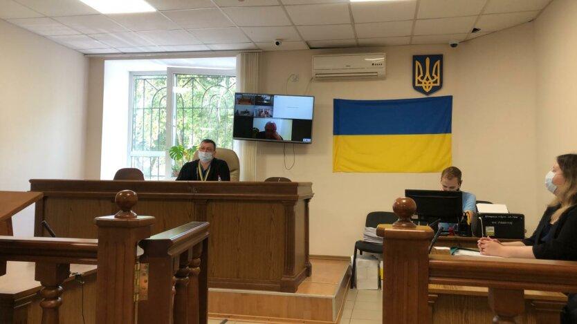 Павловский признал вину в деле об убийстве Гандзюк