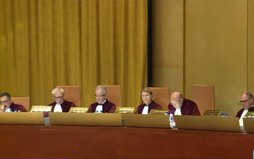 Верховный суд Польши