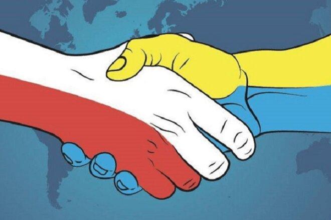 Украина Польша