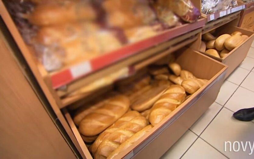 Хлеб в Украине, рекордный урожай, цена на хлеб