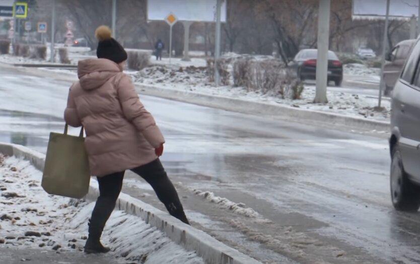 Погода в Украине, погода на крещение, погода в январе
