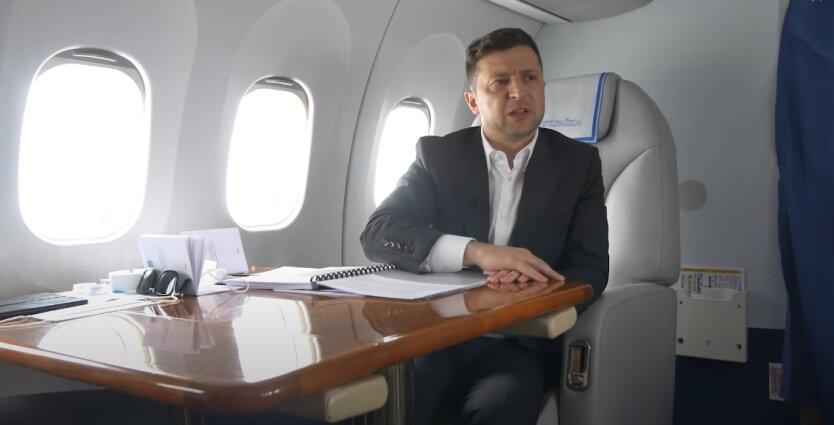 Владимир Зеленский, министерство