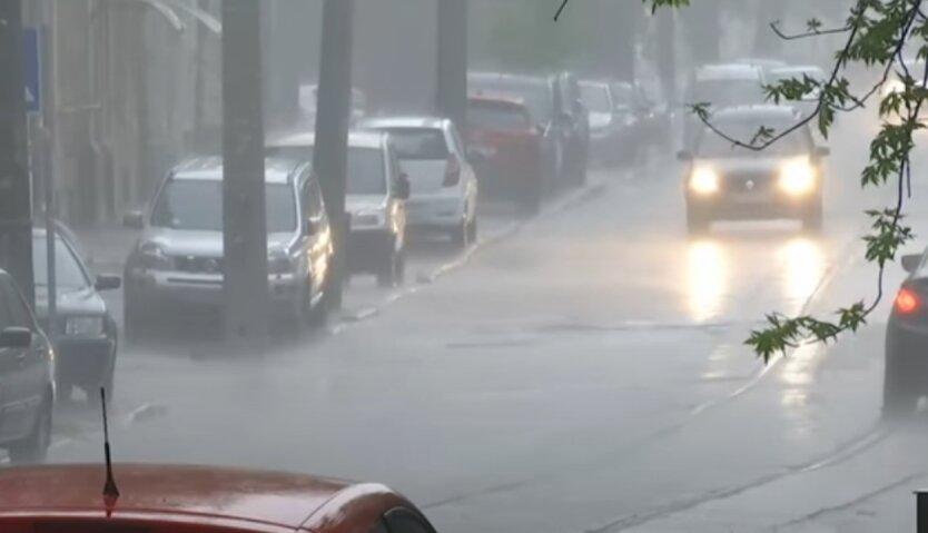 Ливни, Украина, дожди
