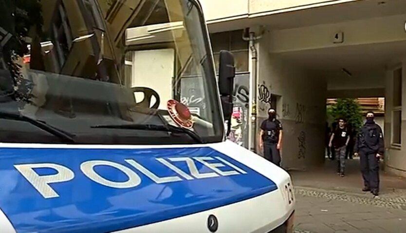 полиция_Берлин
