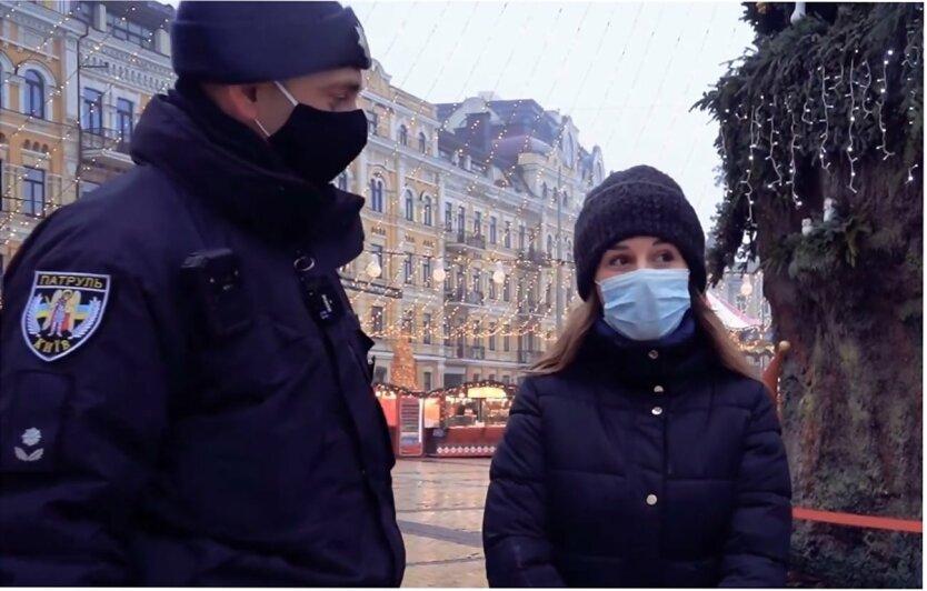 Патрульная полиция Киева, Ограбление в Киеве, Взломщик в Киеве