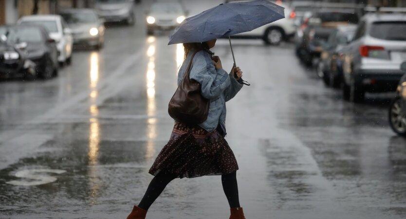 погода в киеве, погода в украине, дожди в украине