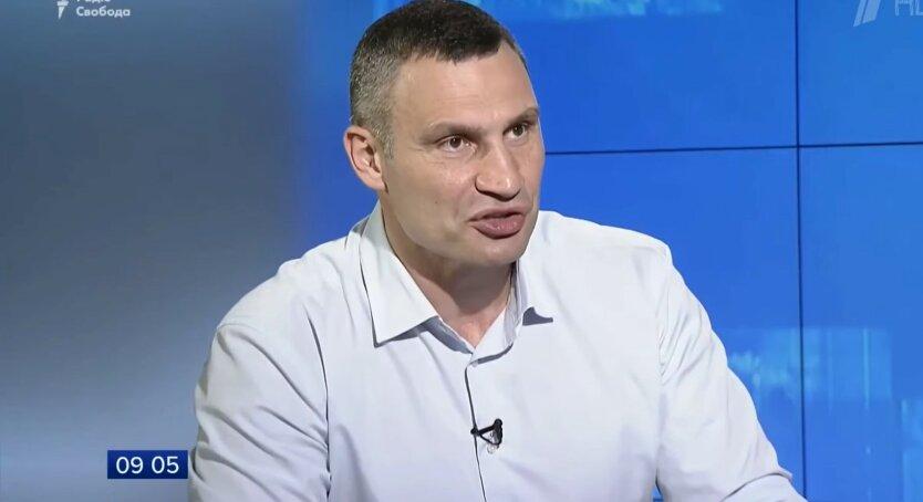 Виталий Кличко, жилые дома, отопительный сезон в Киеве