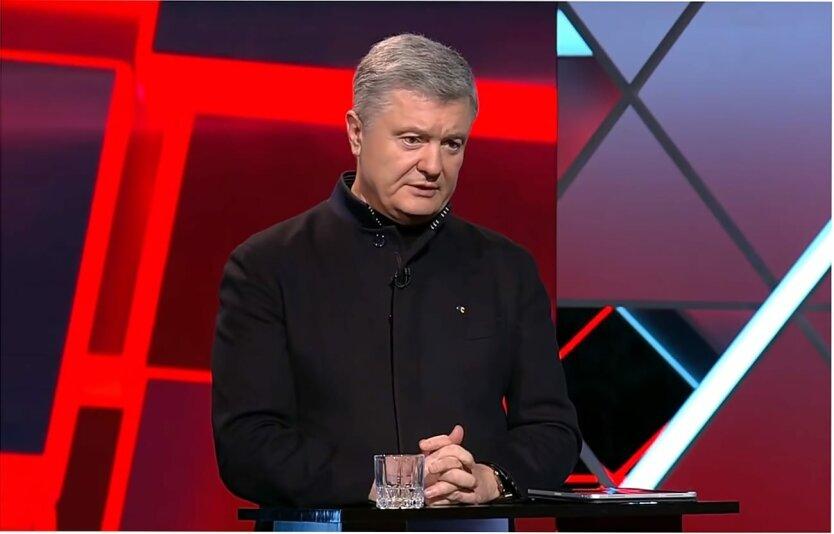 Виктор Небоженко, Петр Порошенко, Владимир Зеленский, Виктор Медведчук