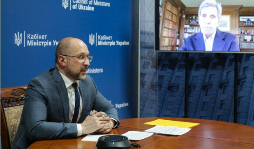 Шмыгаль: загрязненная радиацией вода из ОРДЛО может попасть в Азовское море