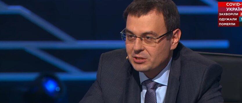 Даниил Гетманцев, бюджет-2020, секвестирование