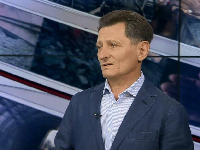 Голова Незалежної профспілки гірників України Михайло Волинець