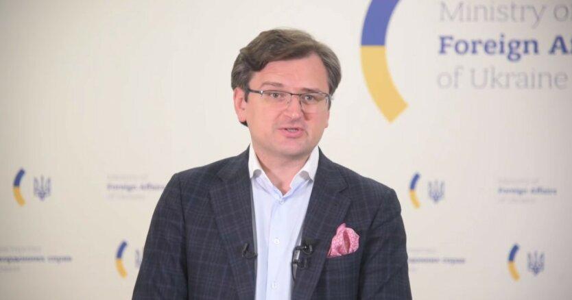 Дмитрий Кулеба, Война на Донбассе, Трехсторонняя контактная группа