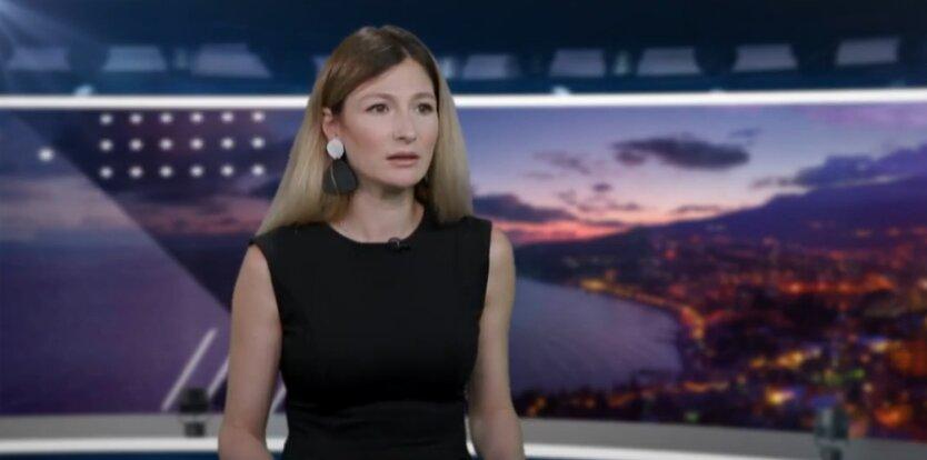 Эмине Джапарова, Крым, деоккупация