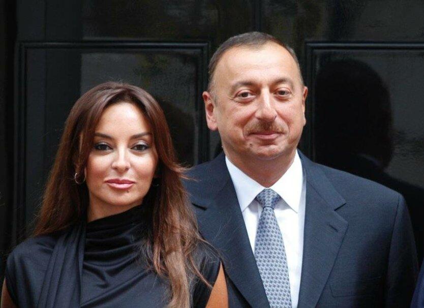 Ilham Aliyev, Mehriban Aliyeva