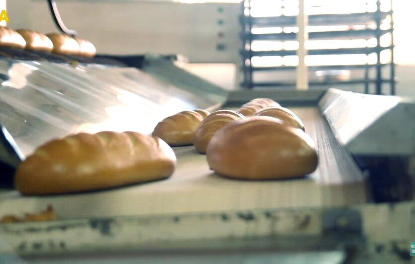 Хлеб в Украине, опансость, пекарь