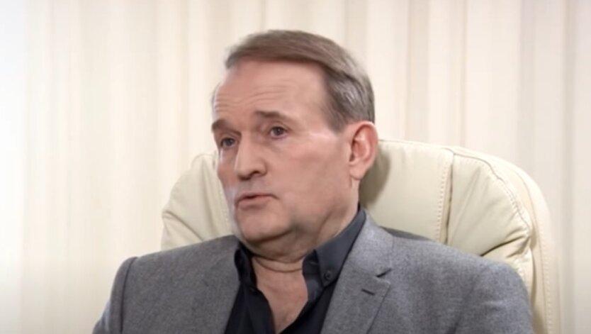 Виктор Медведчук, Дмитрий Песков, Россия
