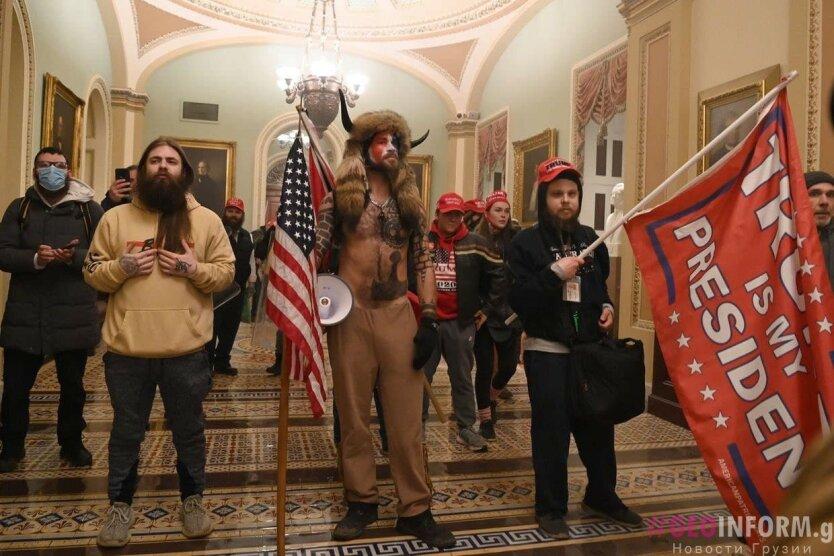 Штурм Капитолия: что означают протесты в Вашингтоне и захват Конгресса?