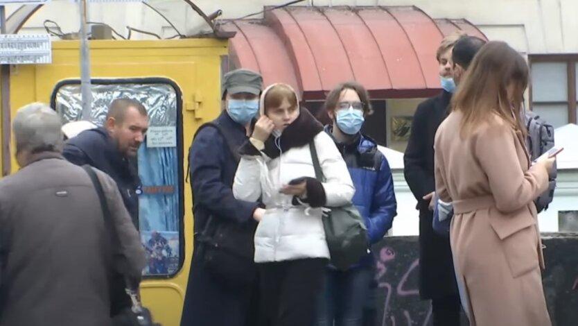 Украинцы, зарплата